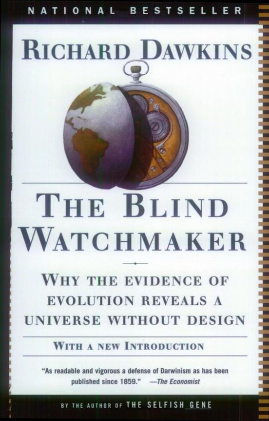blind watchmaker thesis